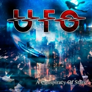 UFO - A Conspiracy Of Stars (Limited Digipack CD)