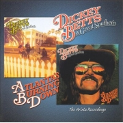 Dickey Betts - Dickey Betts And Great Southern / Atlanta's Burning Down (CD)