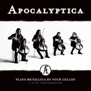 Apocalyptica - Plays Metallica: A Live Performance (3LP+DVD)