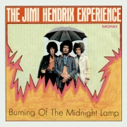 "The Jimi Hendrix Experience - Burning Of The Midnight Lamp (7"" Vinyl Single)"