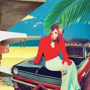 La Roux ‎- Trouble In Paradise (LP)