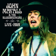 John Mayall & The Bluesbrakers - Live: 1969 (Clear Coloured 3LP)