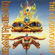 "Iron Maiden - The Clairvoyant (7"" Vinyl Single)"