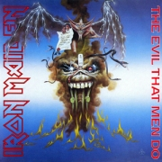 "Iron Maiden - The Evil That Men Do (7"" Vinyl Single)"