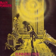 "Iron Maiden - Running Free (7"" Vinyl Single)"