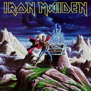 "Iron Maiden - Run To The Hills (Live) (7"" Vinyl Single)"